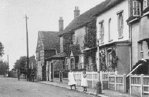Storrington - one Sussex village where charms were sold as cures