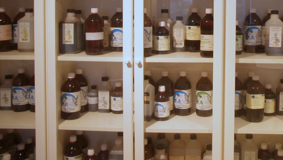 Clinic_tinctures