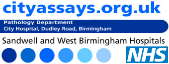 City Assays logo