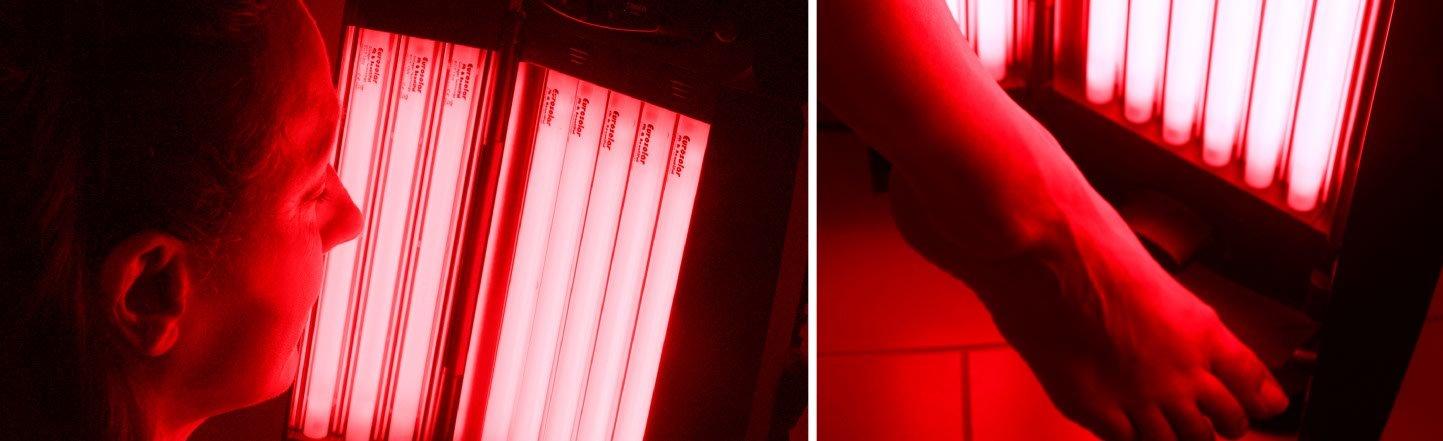 Red-Light-unit